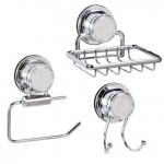 Купить TATKRAFT VACUUM SCREW TRIO 10604 Набор для ванной 3 прибора в Перми цена