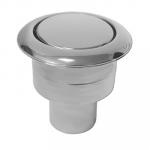 Кнопка нажимная И-СБ1-А-КМ хром