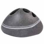 Grey Stone 691832 Стакан для зубных щеток полирезин