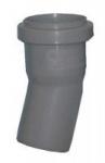 Отвод 50мм ПП угол 15