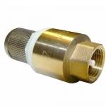 """Обратный клапан 1/2"""" SDF-602В с сеткой"""