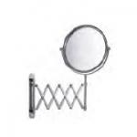 Зеркало D-Lin D201026 косметическое настенное раздвижное d=15см
