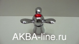 Барашек для смесителя D-Lin D818 металл крест