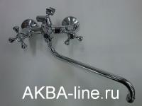 Смеситель D-Lin D145825 для ванны (силумин)