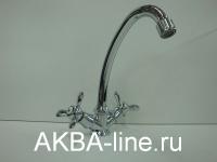 Смеситель D-Lin D151818 для кухни барашки