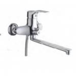 купить смеситель D-Lin D146403 для ванны с прямым носом