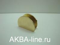Полкодержатель 79208-L РВ золото (1шт)