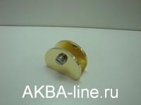 Полкодержатель 79208-М РВ золото(1шт)