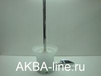 Щётка для унитаза D-Lin D273200 подвесная стекло