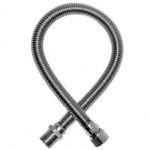 Шланг для воды и газа сильфон TIM 0,4м п/м C-G27-4