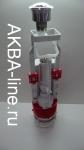 Колонка сливная ИНКОЭР 1-кнопочная  универсальная  хром (СБ1-А)