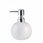 Купить AXENTIA LEANDR 282412 Дозатор керамика белый в Перми цена