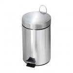 Купить ведро для мусора ART MOON Moon 695212 нержавеющая сталь 5л в Перми цена